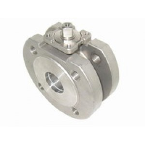 1 PC WAFER TYPE BALL VALVE